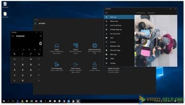 Windows 10 получит темное оформление в Anniversary Update